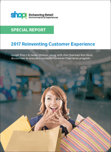 Reinventing Customer Experience