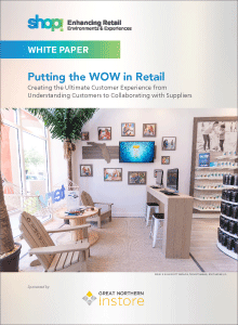 Putting the WOW in Retail